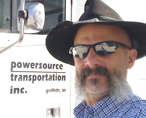 Aaron McMorris, Truck