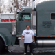 Powersource driver owner-operator Dennis Bland