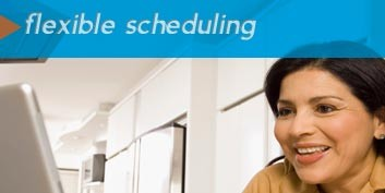 Powersource employee set own schedule