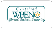 WBENC Certified Women's Business Enterprise