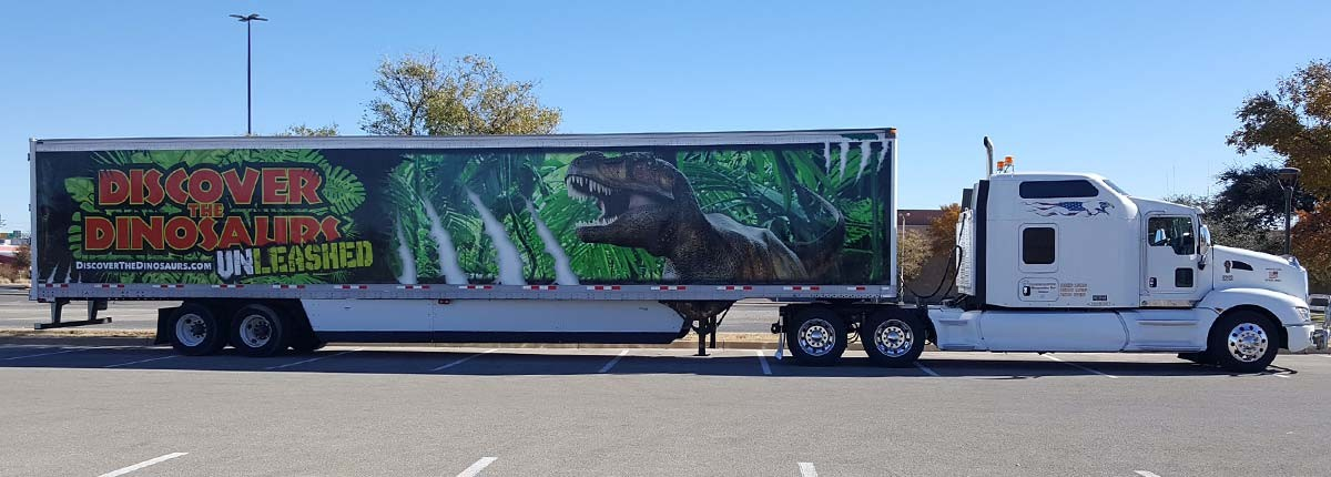 Powersource, Dinosaur Runner