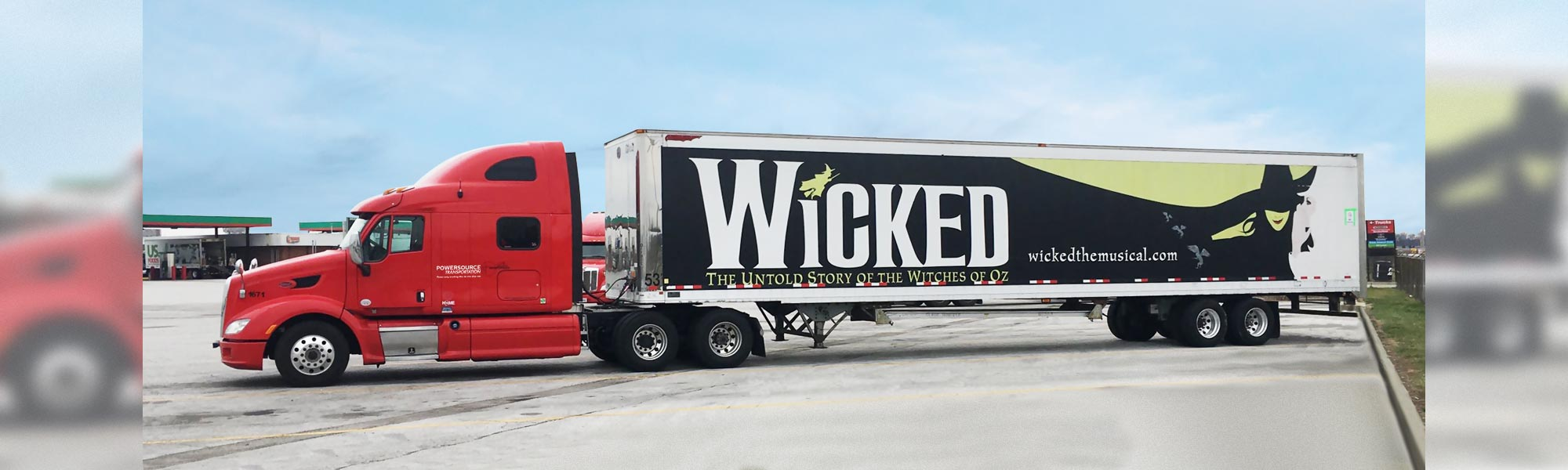 Wicked Tractor Trailer