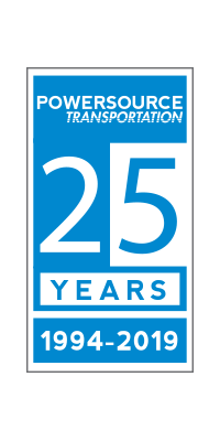 Powersource Transporation, Celebrating 25 Years