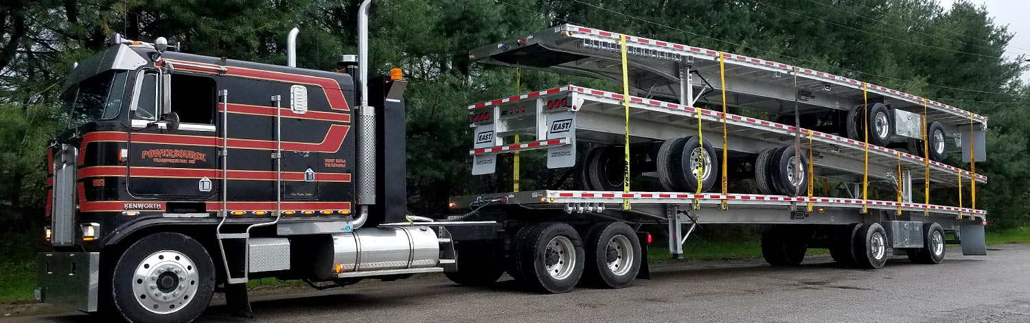 New and Used Trailers