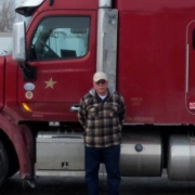 Featured Driver, Ron G., October, 2020