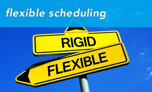 Powersource Drivers Appreciated, Flexible Scheduling