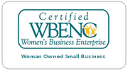 WBENC Certified Womens Business Enterprise
