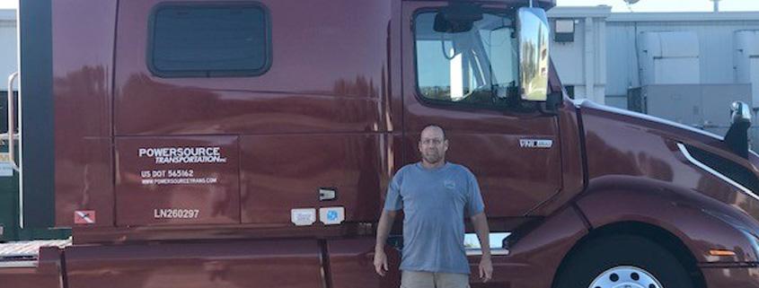 September 2021, Featured Driver, Jonathan C.